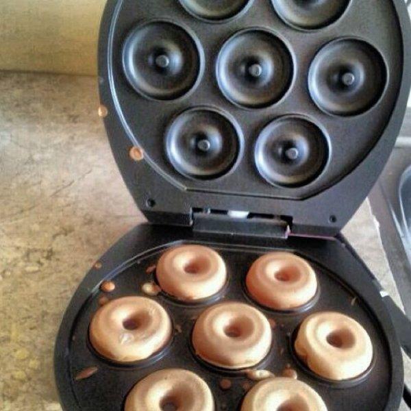 Machine à donuts !