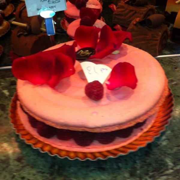 Gâteau macaron