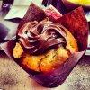 Muffin chocolat au Nutella