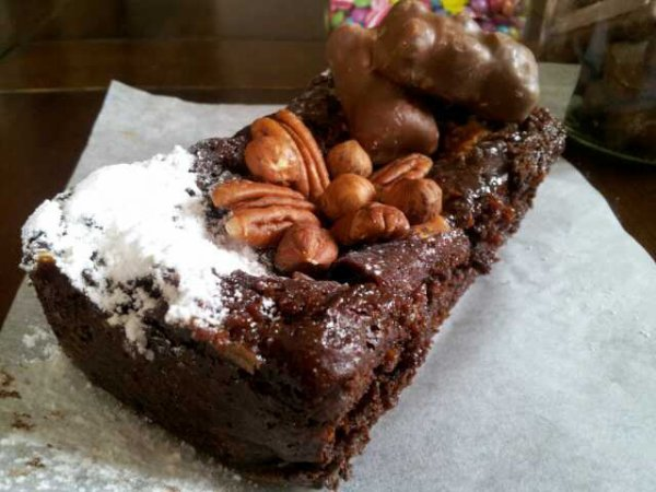 Gâteau ourson chocolat
