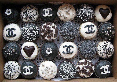 Cupcake Chanel