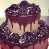 Gâteau au chocolat fondant avec Oreo