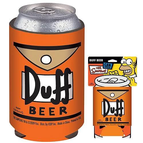 Bière Homer Simpsons