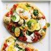 Pizza provençale parfait pour l'été !