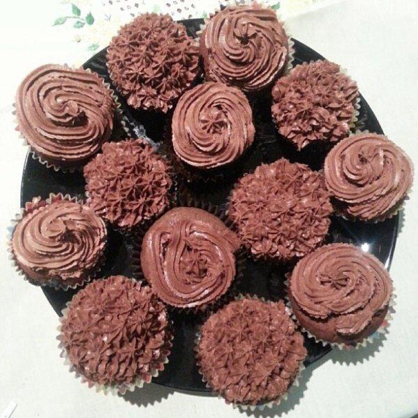 Cupcakes chocolat !