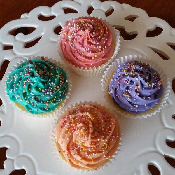 Quatre-saisons de cupcakes