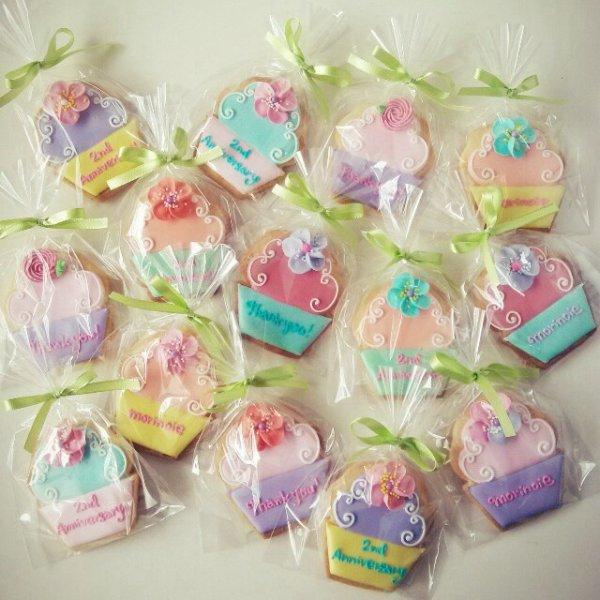 Cupcakes bonbons