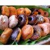 Délicieux donuts et pains