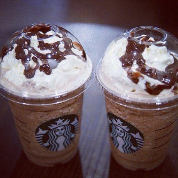 Starbucks frapuccino