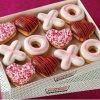 Donuts et pains fourrés façon morpion xoxo