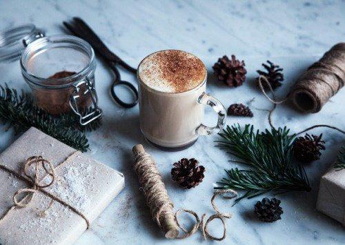 Latte de Noel