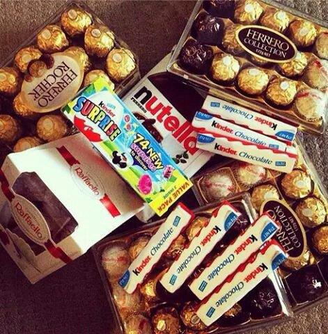 Chocolats Kinder, Ferrero spécial Noel