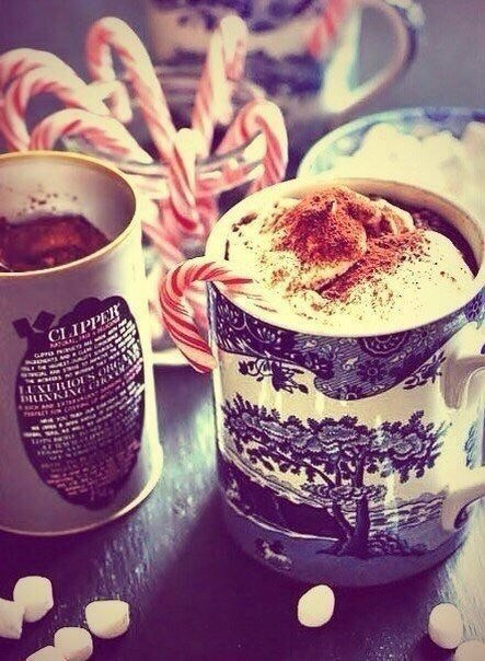 Mug cake for Christmas