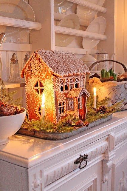 Gâteau pain d'épices Christmas