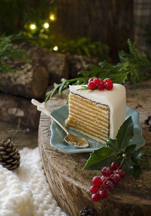 Gâteau de Noel
