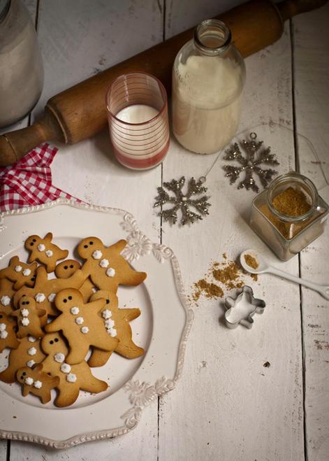 Déjeuner du père Noel