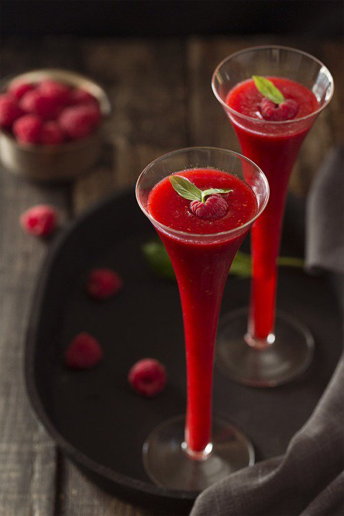 Cocktail de fraises
