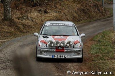 Rallye du Vallon de Marcillac 2011