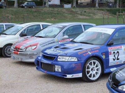 Rallye du Quercy 2011