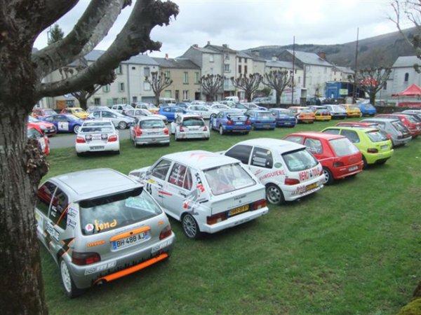Résultat Rallye du Val d'Agout 2012