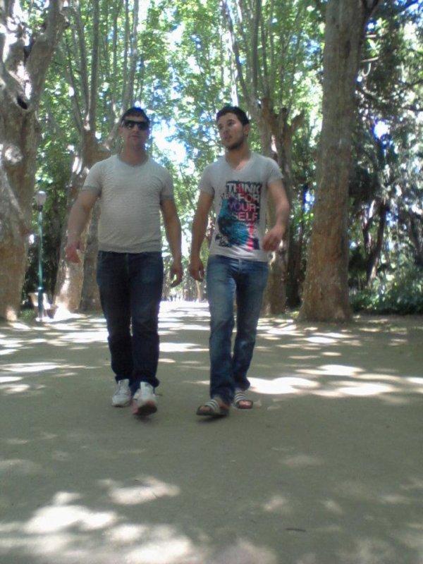 moi et mais amie