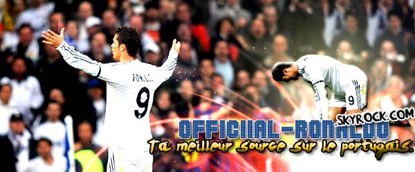 ____│__»__Officiial-Ronaldo.Skyrock.com__«_____+__ ★ SKYROCK ________ RONALDO___│_