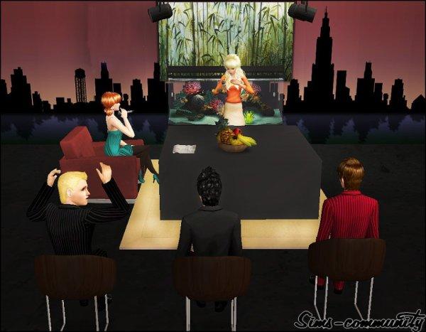 • ●   Débats côté Sims   • ●