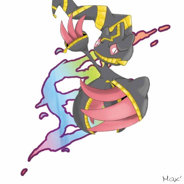 Retour de Max !! Avec Pokemon !!
