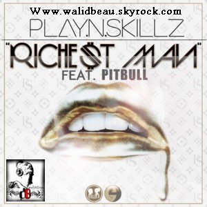 Play-N-Skillz Ft. Pitbull /  Richest Man (2012)