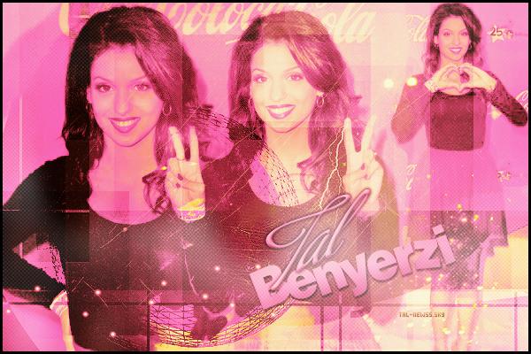 Benyerzi--Tal.skyrock.com/  ●   Suis toute l'actu' de la talentueuse TAL !Découvre sur ici toutes les dernières news, photos & vidéos .. de la sublime chanteuse & Danseuse!