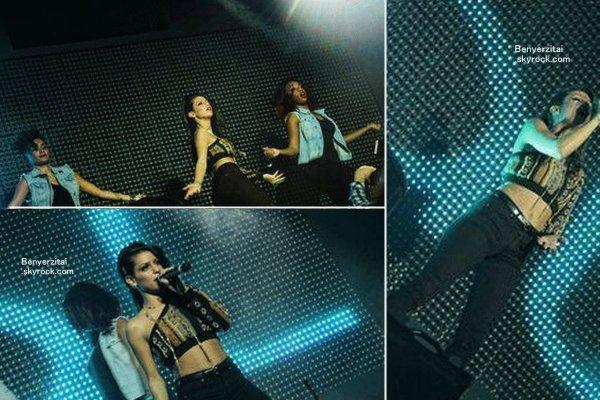 TAL était en showcase exclusif au Loft Metropolis .