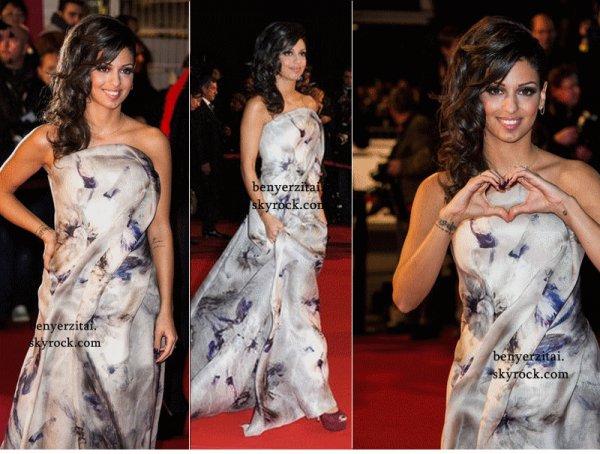 26/01/13-Tal était aux NRJ Music Awards