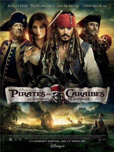 Ciné': Pirates des Caraibes