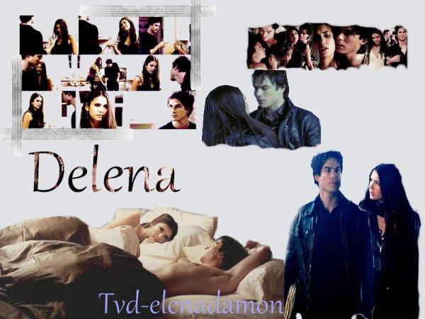 # Elena Damon , Delena