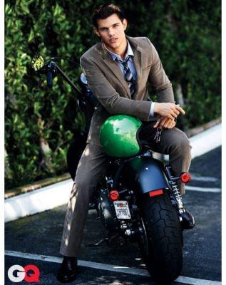 photoshoot du magasine GQ