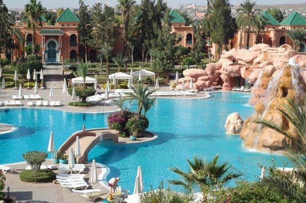 City markech Morocco