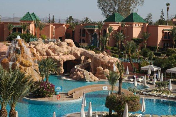 City mrakech Morocco