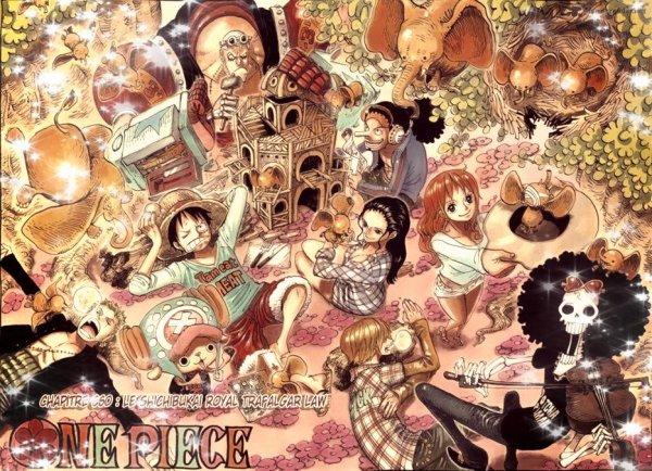 Chapitre One Piece 660.