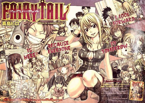 Chapitre Fairy Tail 278.