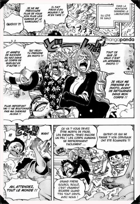 Chapitre One Piece 663.