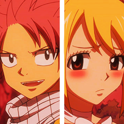 Couple Fairy Tail {Nalu}