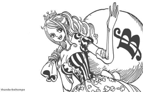 Chapitre One Piece 671.