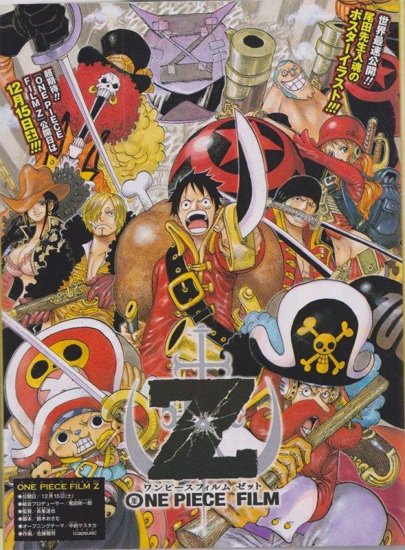 One Piece le film Z {trailer}
