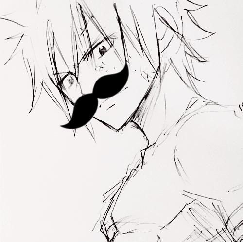 Spécial moustache ^^.