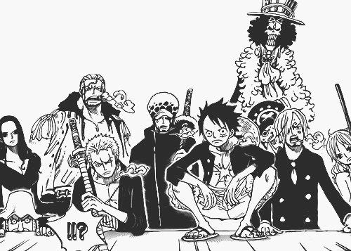 Chapitre One Piece 695.