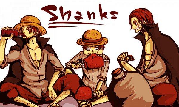 Joyeux anniversaire Franky, Shanks et Mihawk.