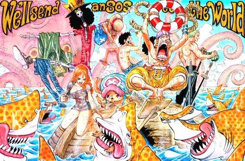 Chapitre One Piece 703.