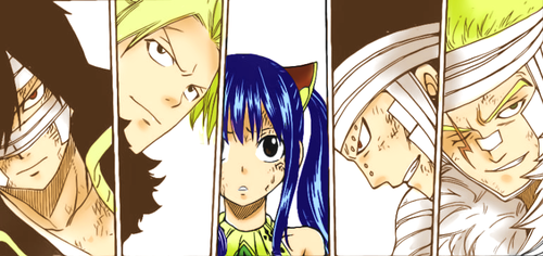 Fairy Tail chapitre 329.