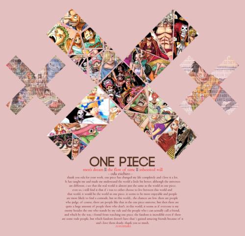 16 ans de One Piece.