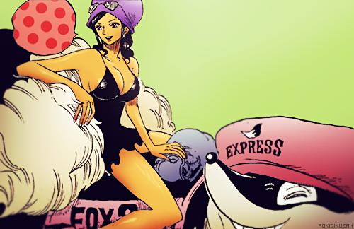 One Piece chapitre 718.